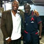 Sakho, défenseur parisien et de l'équipe de France